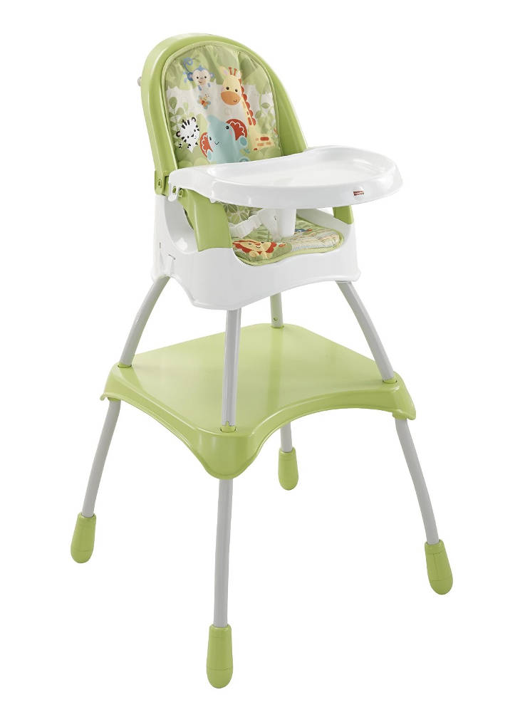 Buy Fisher Price 4 In 1 High Chair Cbw04 Online In India Kheliya Toys