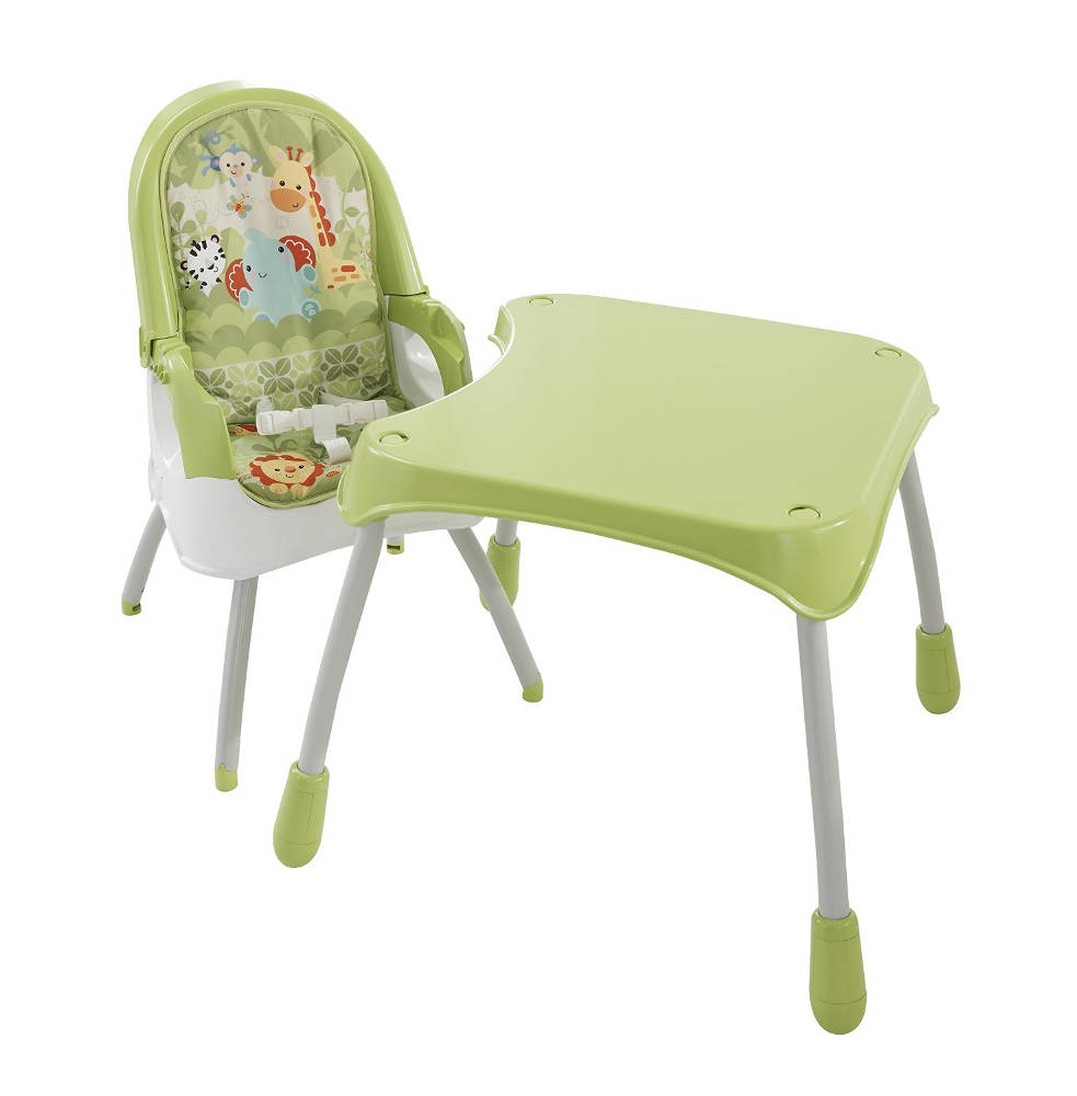 Buy Fisher Price 4 In 1 High Chair Cbw04 Online In India