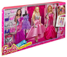 Barbie Fashion CJG00