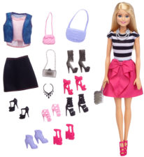 Barbie Fashions and Accessories DMX78
