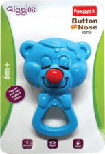 Funskool Button Nose Rattle