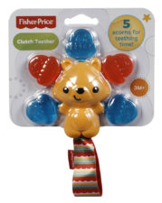 Fisher-Price Clutch Rattle CDT70