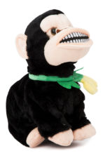 Dancing Soft Monkey With Music - Black 27467