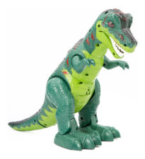 Dinosaur With Light And Sound - Green