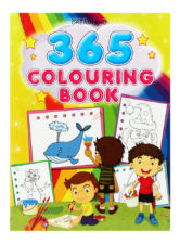 Dreamland 365 Colouring Book