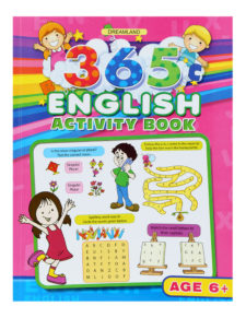 Dreamland 365 English Activity Book