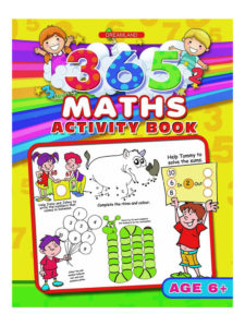 Dreamland 365 Maths Activity Book