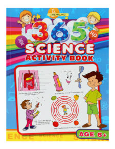 Dreamland 365 Science Activity Book