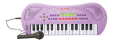 Electric Piano With 32 Keyboard - Violet
