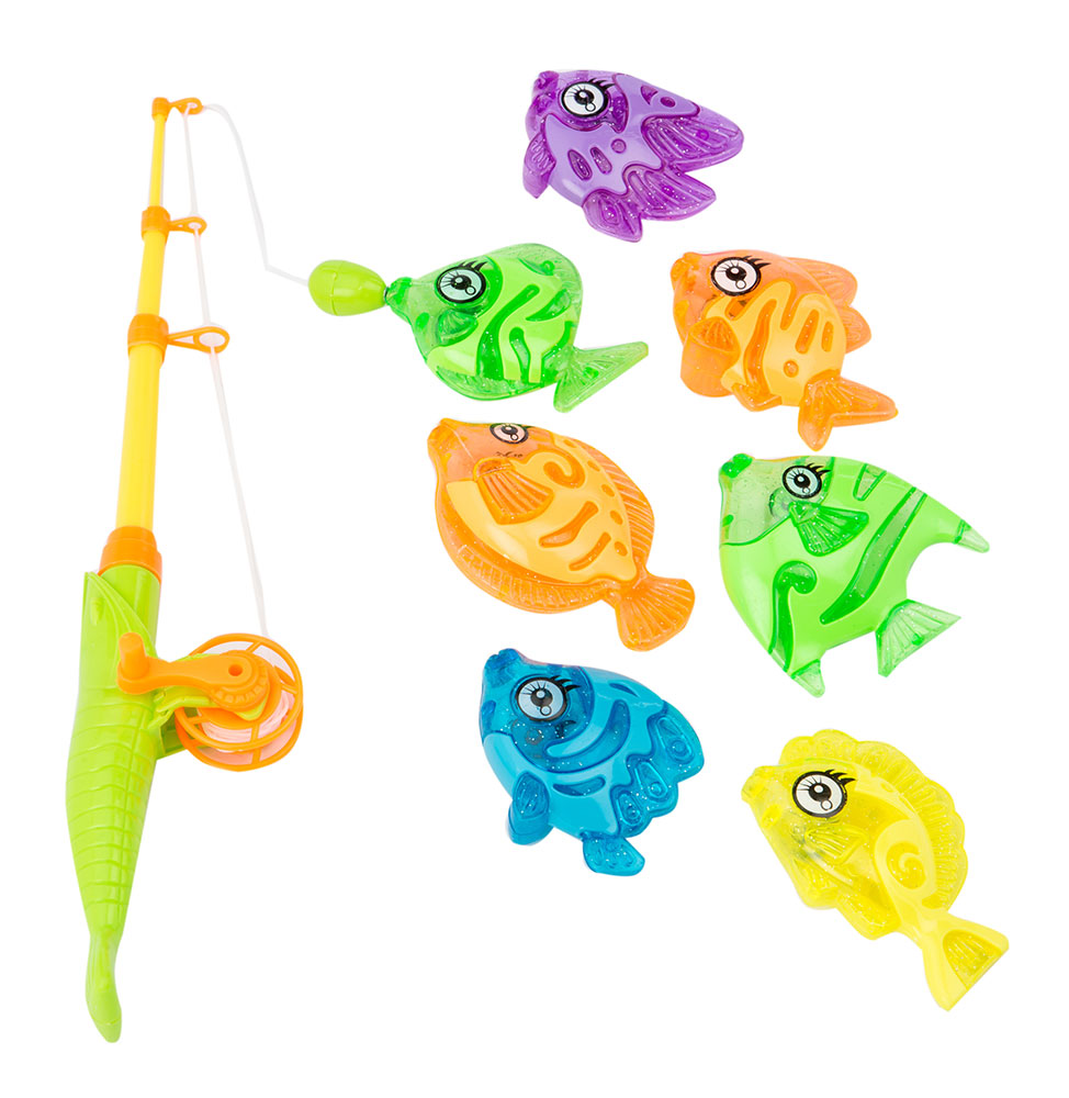 Fishing Game Toy : Buy fishing game with fishes online in india kheliya toys