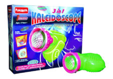 Funskool 3-in-1 Kaleidoscope Design Set