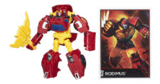 Funskool Transformers Combined Wars Rodimus - Small