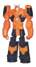 Funskool Transformers Robot Autobot Drift - Orange