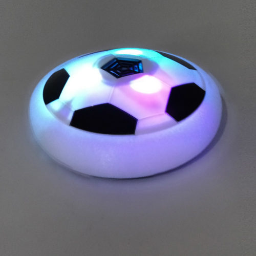 Indoor Football Toy With Light (White)