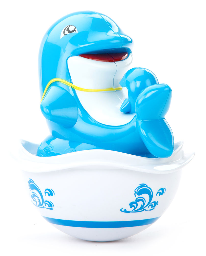 Buy Longwen Cute Tumbler Fish With Soft Sound For Babies