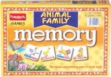 Funskool Memory - Animal Family