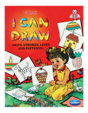 Navneet I Can Draw Part-1 Dots, Strokes, Lines And Patterns