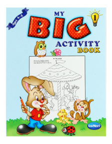 Navneet My Big Activity Book Part-1