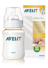 Philips Avent 260ml Feeding Bottle 1 Month+