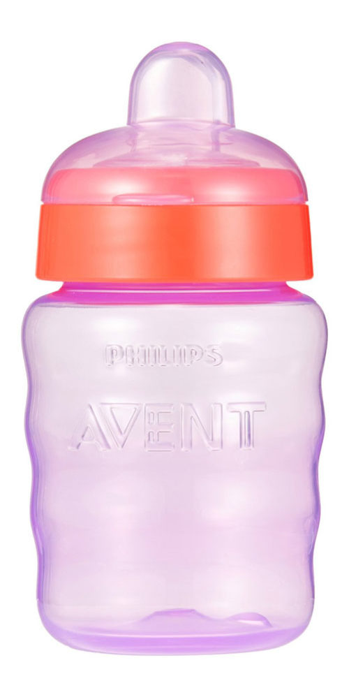 Philips Avent Classic Spout Cup 260ml 12 Months Purple