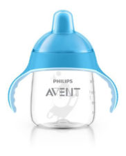 Philips Avent Premium Spout Cup 260ml - 12 Months Blue