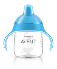 Philips Avent Premium Spout Cup 330ml - 18 Months Blue