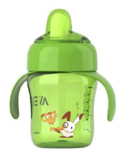 Philips Avent Spout Cup Sipper 260ml 12 Months Green
