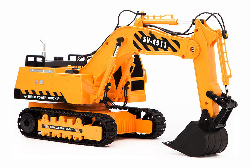 Buy Remote Control Jcb With Sound Yellow Online In India Kheliya