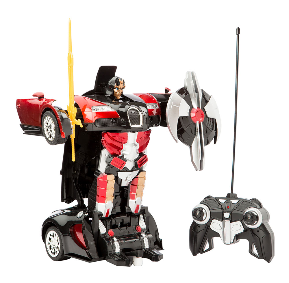Toy Remote Control Cars For Boys : Buy remote control transforming car red online in india