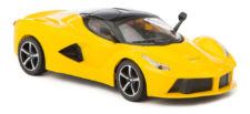 Speed Zone Friction Car - Yellow