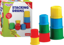 Funskool Stacking Drums