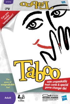 Funskool Taboo Game