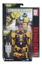 Funskool Transformers Combiner Wars - Bruticus - Swindle
