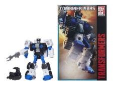 Funskool Transformers Combiner Wars - Defensor - Rook SWAT