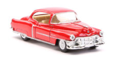1953 Cadillac Series Vintage Scale Model 1/36 - Red