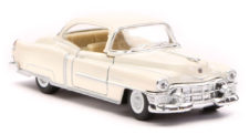 1953 Cadillac Series Vintage Scale Model 1/36 - White