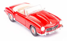 1955 Mercedes Benz 190Sl Special Edition Scale Model 1/18
