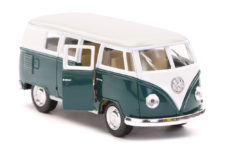 1962 Volkswagen Classical Bus Scale Model 1/32 - Green