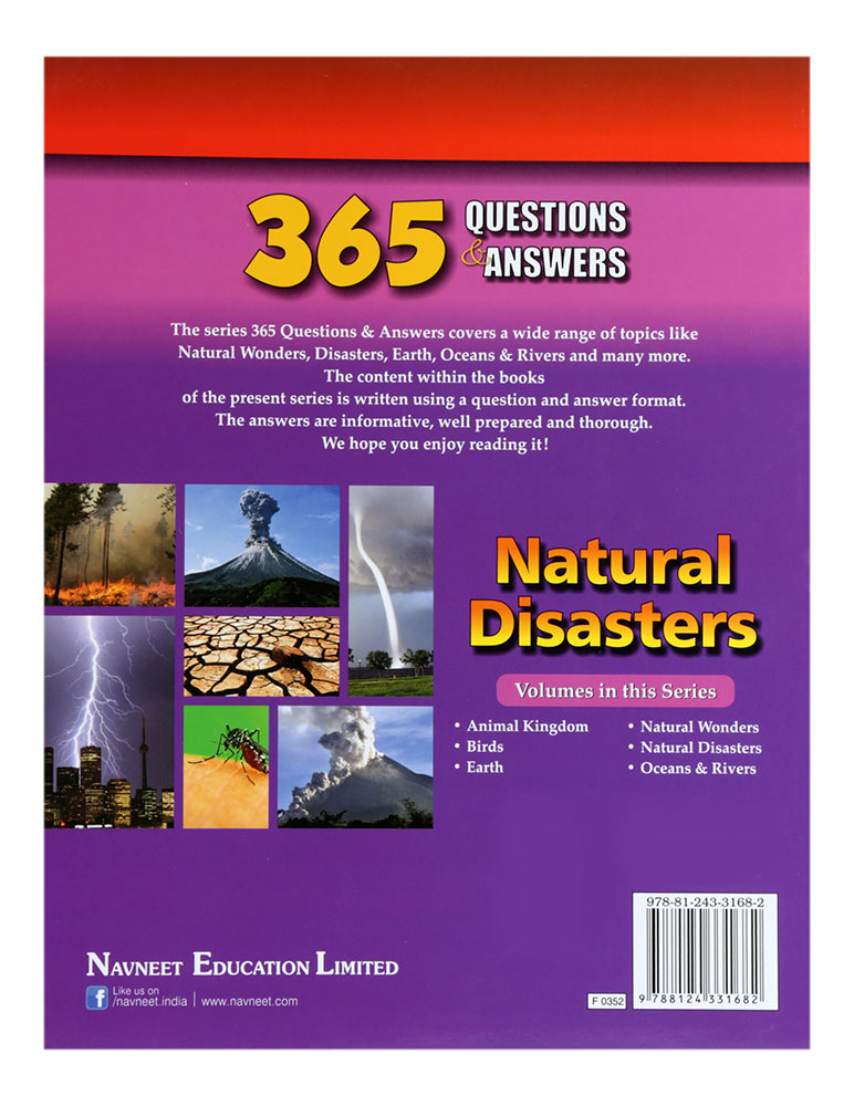 Free Online Books About Natural Disasters