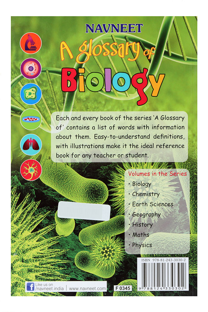 a2 biology glossary Revision website designed for as and a level biology students our notes cover  the latest aqa specifications.