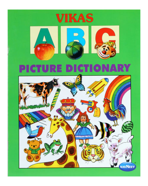 Navneet ABC Picture Dictionary