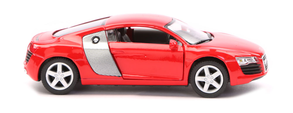 Buy Audi R8 Scale Model 1 36 Red Online In India