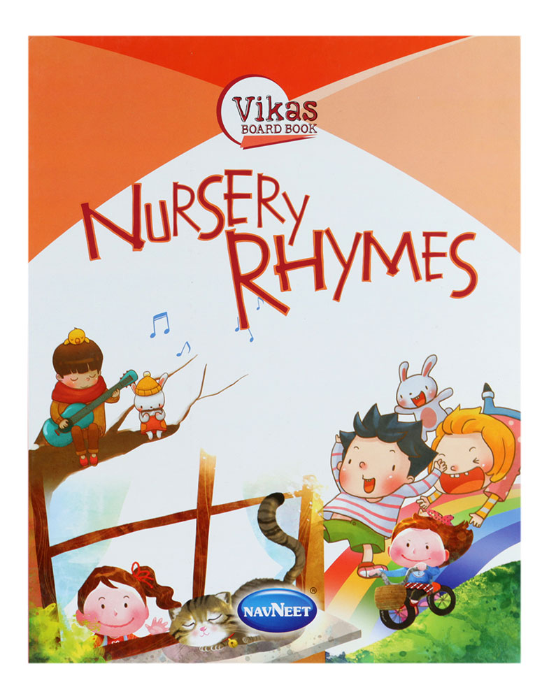 Navneet Board Book Nursery Rhymes