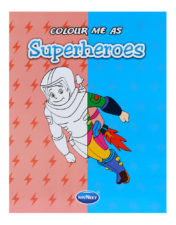 Navneet Colour Me As Superheroes