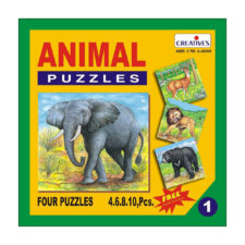 Creatives Animal Puzzle 01