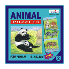 Creatives Animal Puzzle 02