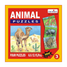 Creatives Animal Puzzle 03