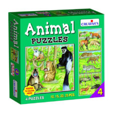 Creatives Animal Puzzle Part-04