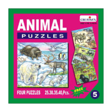 Creatives Animal Puzzle 05