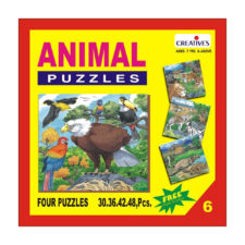 Creatives Animal Puzzle 06